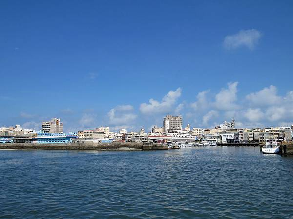 0049澎湖縣馬公市南海遊客中心出發的交通船