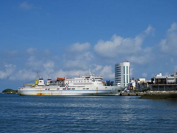 0050澎湖縣馬公市南海遊客中心出發的交通船