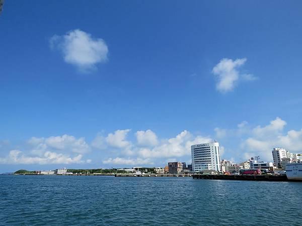 0051澎湖縣馬公市南海遊客中心出發的交通船