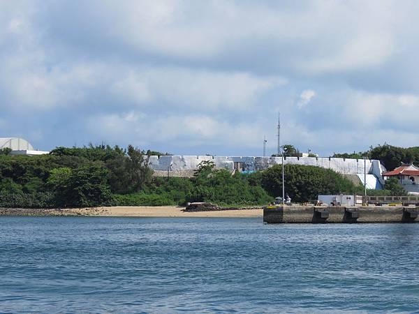 0052澎湖縣馬公市南海遊客中心出發的交通船