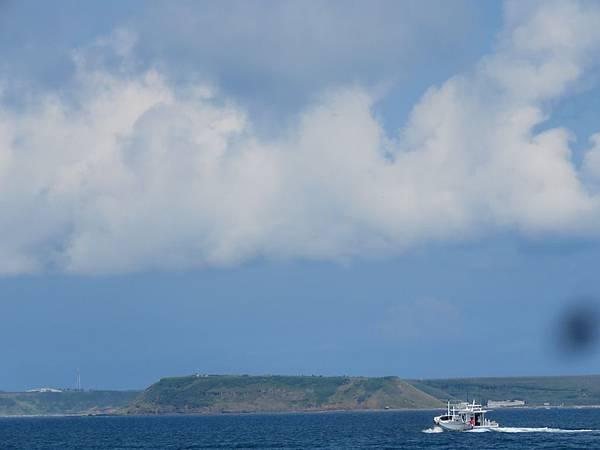 0053澎湖縣馬公市南海遊客中心出發的交通船