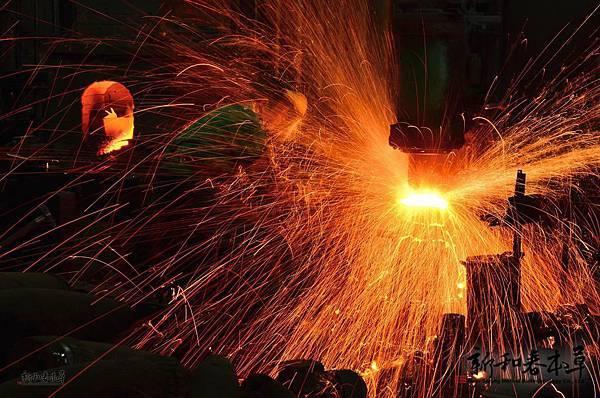 20141029 美景分享-傳統產業:打鐵