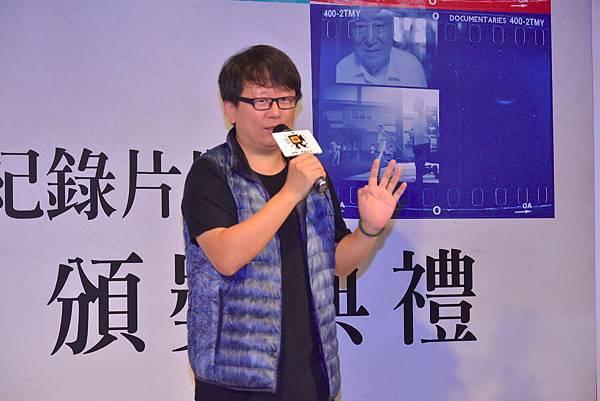 紀錄片傳承,引言人楊力州導演