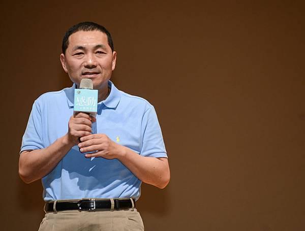 侯友宜副市長致詞