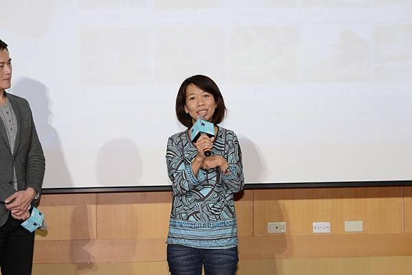 計畫主持人曾文珍導演