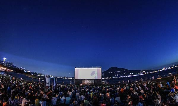 新北市紀錄片大型放映在淡水星光下盛大舉辦.jpg