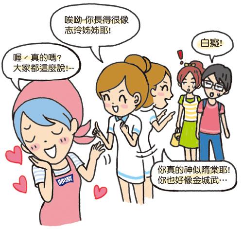 變身明星化妝術02