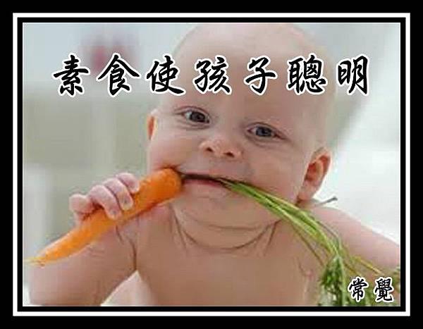素食使孩子聰明 r
