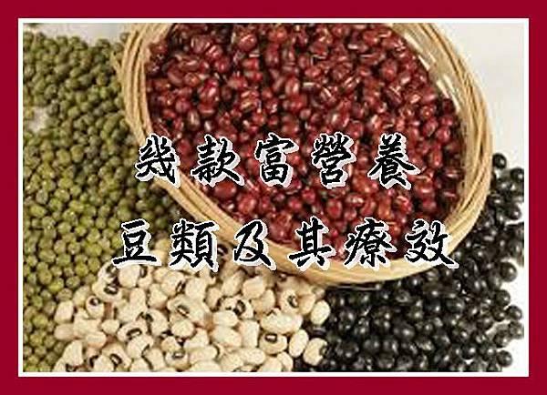 介紹富營養豆類及其療效
