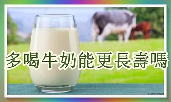 多喝牛奶能更長壽嗎?.jpg