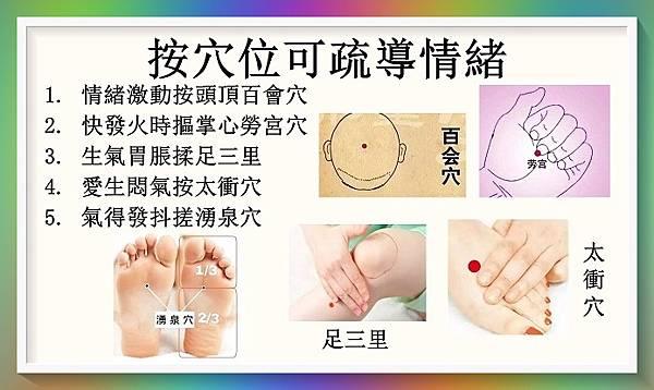 按這些穴位可疏導情緒,女性可作預防乳癌之用!7b.jpg