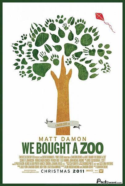 我們買了動物園 1