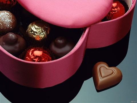 選巧克力看你的愛情運 ~喜歡巧克力的來看看吧!1