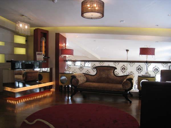 聖地牙哥古堡酒店-大堂
