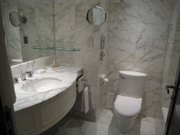 皇都酒店浴室