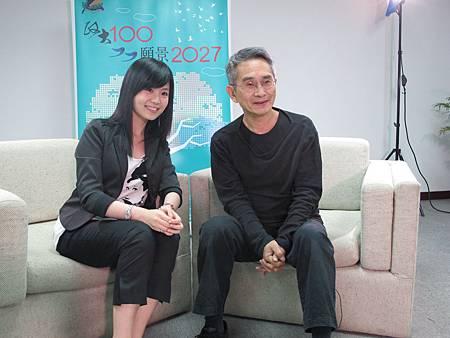 專訪林懷民大師