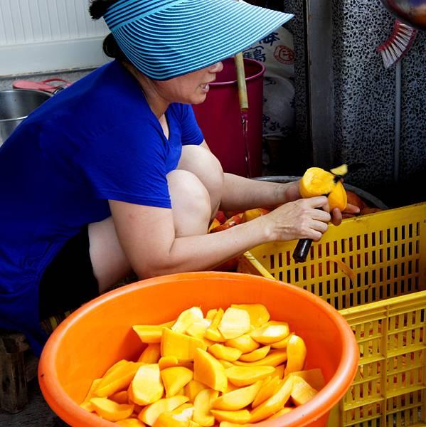 芒果來囉~芒果熟了