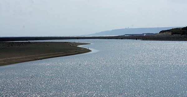 港口灣的湖