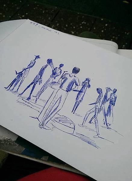 紐西蘭~浪遊畫人~