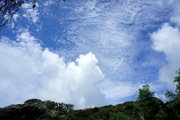墾丁~南極的天空