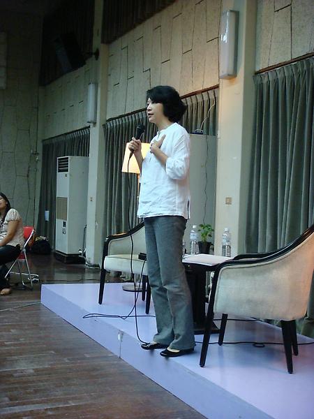 台灣好基金會執行長徐璐小姐