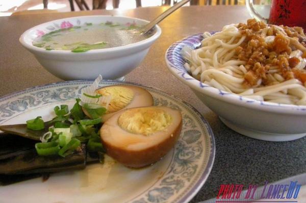 台南的第一餐