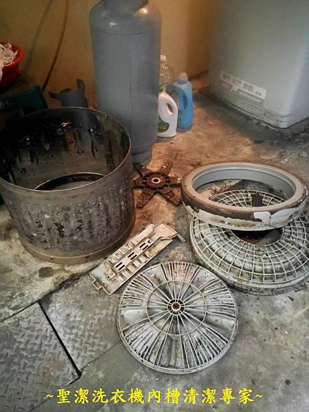 台北清洗洗衣機