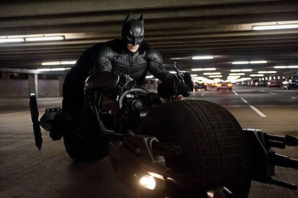 蝙蝠俠機車