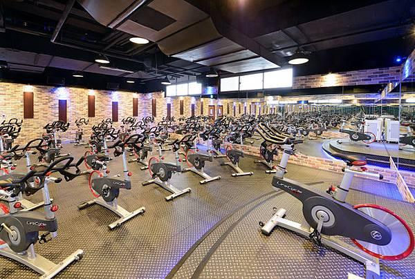 豐原健身工廠飛輪教室