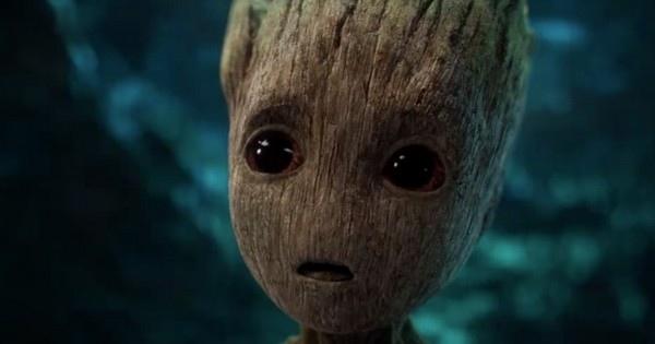 小格魯特Baby Groot