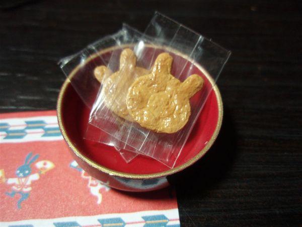 小兔子紅豆麻糬