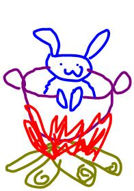被煮的兔子.JPG