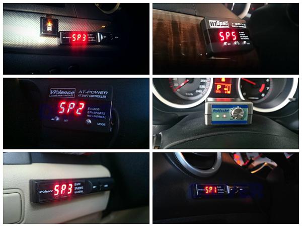電子油門加速器&自排控制器(LINE)