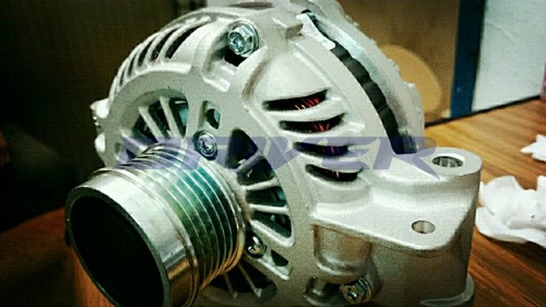 加大發電機+單向軸承-(2)