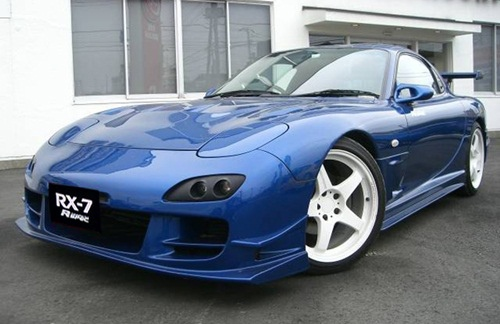 Mazda speed RX-7 B-spec (FD)