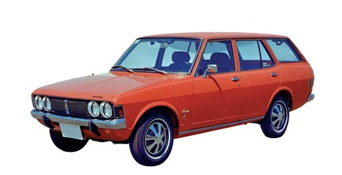 五門wagon(1971)