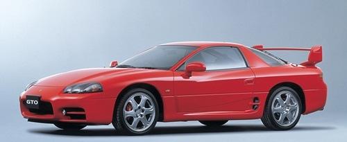 1990年生產的三菱GTO跑車無疑是向13年前的Galant GTO致敬的最好方式