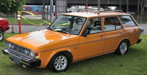 Dodge Colt wagon(1978)