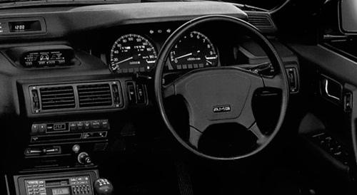 雖然區區170匹的Galant AMG更多停留在噱頭和外觀包裝的層面上,但這樣具有塵封味道的德日混血作品還是能讓人記憶猶新-2