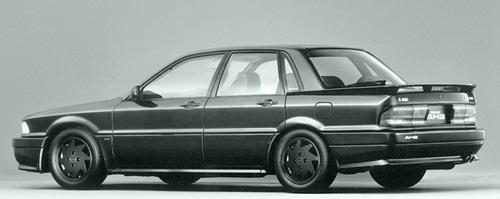 雖然區區170匹的Galant AMG更多停留在噱頭和外觀包裝的層面上,但這樣具有塵封味道的德日混血作品還是能讓人記憶猶新-1