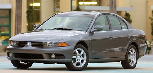 第八代Galant sedan(美版)