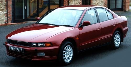 第八代Galant sedan(英版)