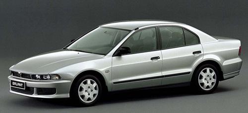 第八代Galant sedan(日版)