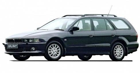 第八代Galant wagon(新)