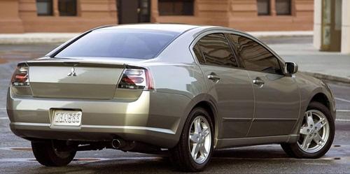 2008年之前的第九代Galant美版車型-1