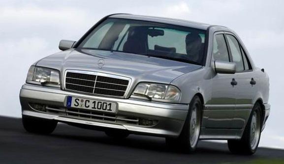 Benz C36AMG(W202)