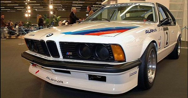 BMW 635CSI Alpina