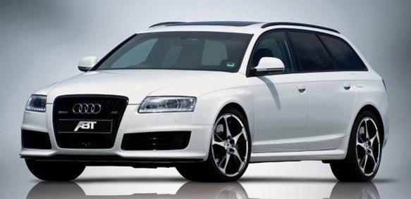 ABT Audi RS6 Avant (4F C6)