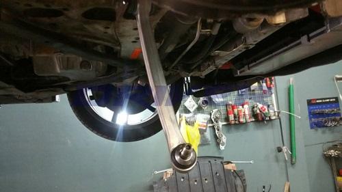 BMW 335i避震器&M3底盤化改裝-(2)