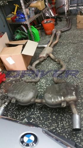 BMW 335i-排氣管全段改裝-(7)